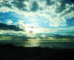 Hommage aux nuages