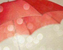 Sous mon parapluie