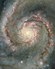Dans les bras de la galaxie