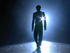Michael Jackson into the Light
