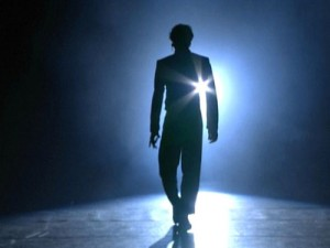 Michael Jackson into the Light