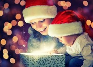 Magie de Noël en cadeau