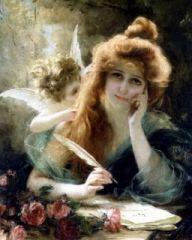 L'inspiration est un ange béni