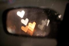 Rétroviseur amour