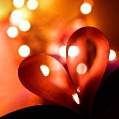 L'amour est dans la magie d'écrire